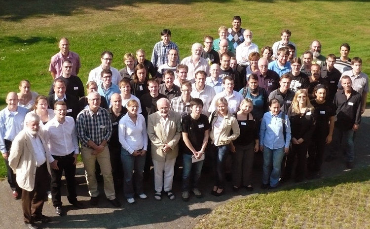 Participants of the 490th WE-Heraeus seminar.