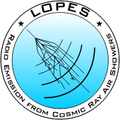 Logo of the LOPES experiment